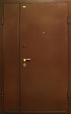 База №5 (двустворчатая) входная дверь Ле Гран