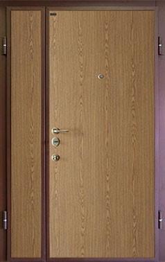 """Входная стальная дверь """"База №8"""" (двустворчатая), """"Ле-Гран"""", Московская область"""