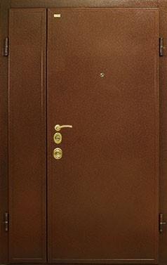 """Входная стальная дверь """"База №11"""" (двустворчатая), """"Ле-Гран"""", Московская область"""