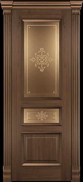"""Межкомнатная дверь """"Парма"""" Массив Холл"""