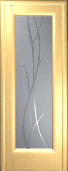 """Межкомнатная дверь """"Ривьера"""" (""""Симбирский терем"""", г. Ульяновск)"""