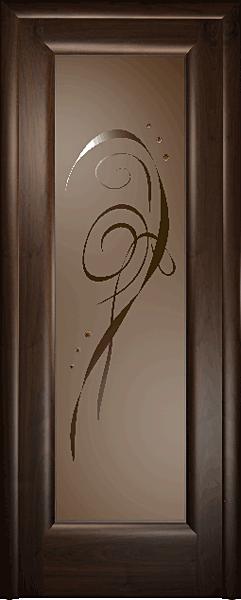 """Межкомнатная дверь """"Ривьера"""" Массив Холл"""