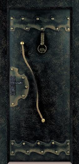 """Входная парадная дверь Модель """"SL -Art 5010/5011"""", """"Superlock"""", Израиль"""