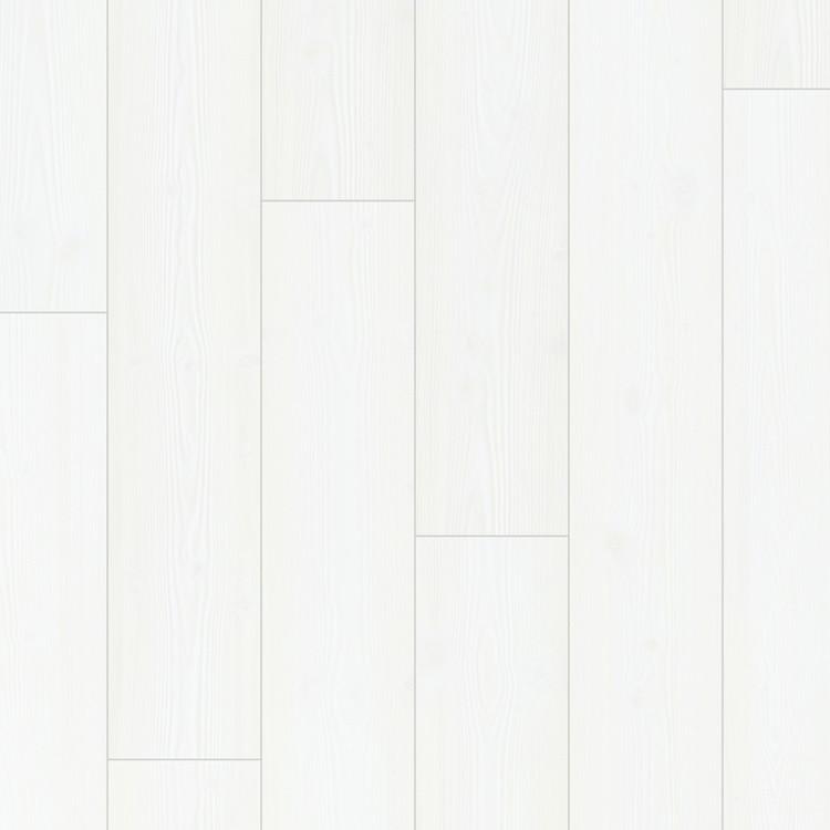 Ламинат IMPRESSIVE ULTRA IMU1859, Доска белая