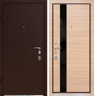 База №9 входная дверь Ле Гран