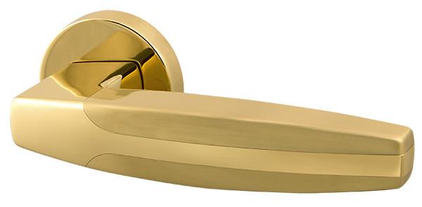 Дверная ручка ARC URB2 GOLD-24/GOLD-24/SGOLD-24 Золото