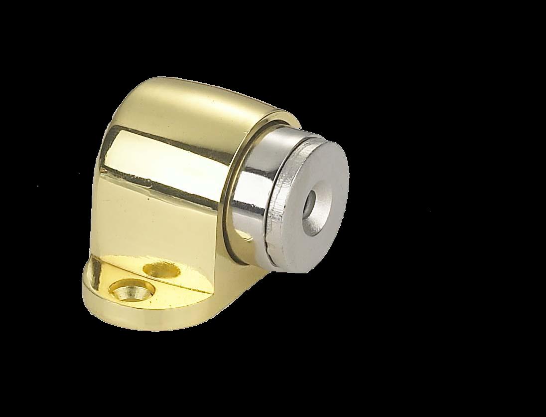 Ограничитель дверной напольный магнитный, RENZ