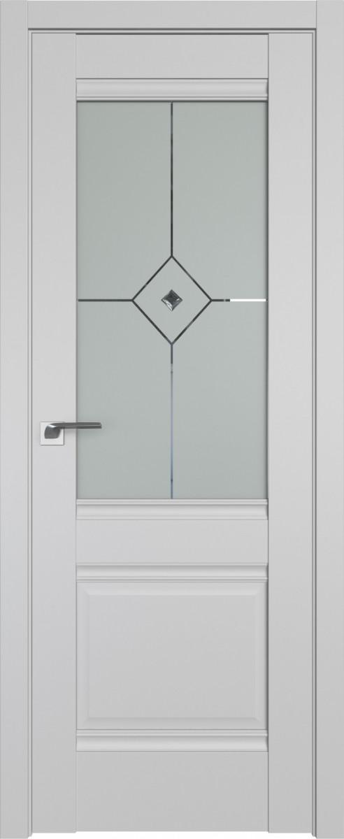 2U ProfilDoors межкомнатная дверь