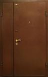 """Входная стальная дверь """"База №5"""" (двустворчатая), """"Ле-Гран"""", Московская область"""